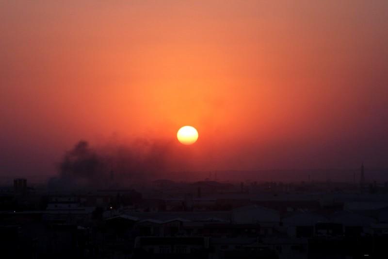 sunsetiraq