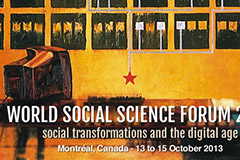 World Social Science Forum 2013